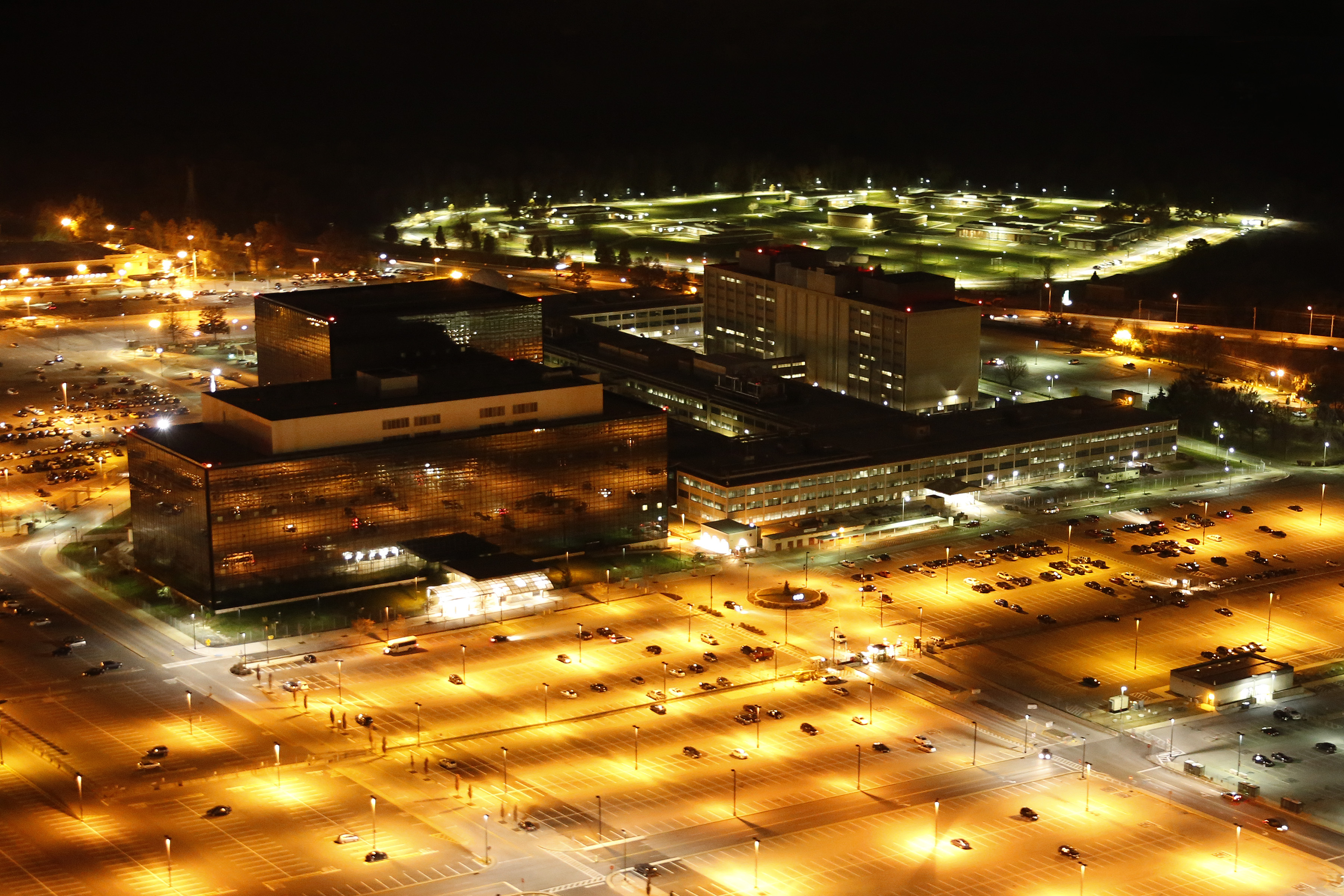 National Security Agency HQ Fort Meade