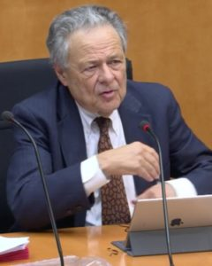 Morton H. Halperin, Open Society Foundations