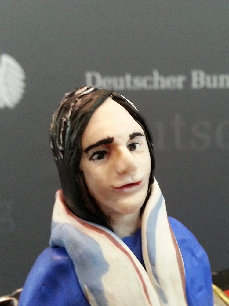 Gabriele Löwnau (Knetbüste)