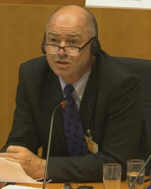 Richard Aldrich, Warwick University | Screenshot: bundestag.de